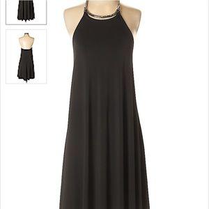Boston Proper Halter Dress